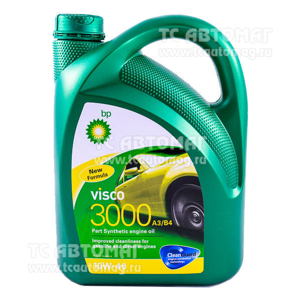 Масло BP Visco 3000 SAE 10W40 4л 4668400090
